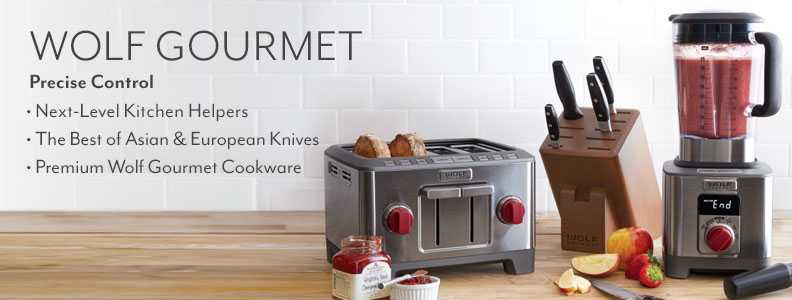 wolf gourmet precise control next level kitchen helpers the best of asian and - Kitchen Gourment