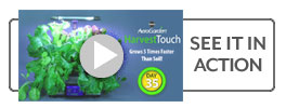 AeroGarden Harvest Touch, see it in action.