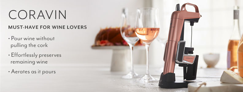 Coravin Must Have For Wine Pour Without Pulling The Cork
