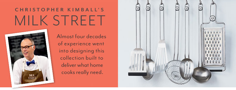Christopher Kimball's Milk Street.