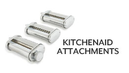 KitchenAid attachments.