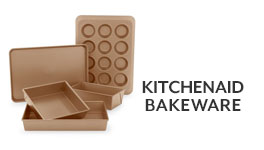 KitchenAid bakeware.