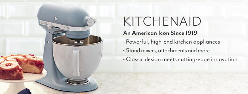 Kitchenaid Mixers Appliances Cookware Sur La Table