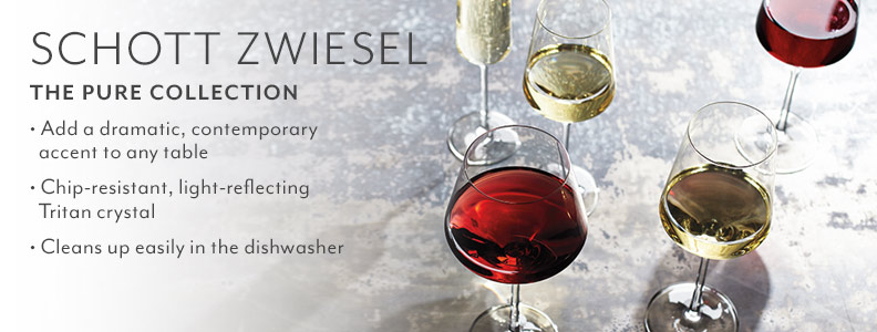 schott zwiesel pure collection