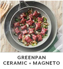 Greenpan Pure Ceramic Magneto.