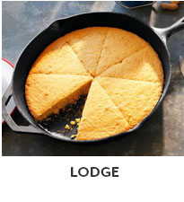Lodge Cookware.