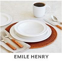 Emile Henry Dinnerware.  sc 1 st  Sur La Table & Dinnerware Collections | Designer Dinnerware | Sur La Table