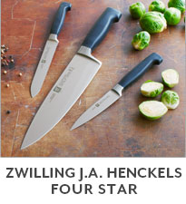 Zwilling J.A. Henkels Four Star.