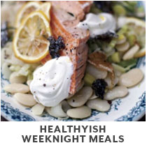 Cooking Class: Healthyish Weeknight Meals.