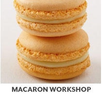 Cooking Class: Macaron Workshop.