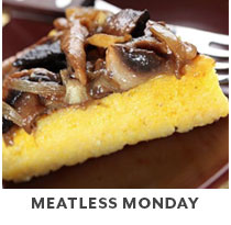 Cooking Class: Meatless Monday.