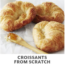 Cooking Class: Croissants from scratch.