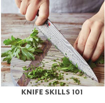 Cooking Class: Knife Skills 101.