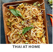 Cooking Class: Thai at Home.