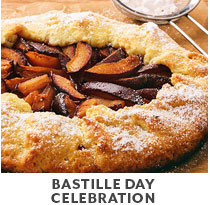 Cooking Class: Bastille Day celebration.
