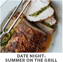 Cooking Class: Date Night Summer on the Grill.