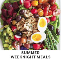 Cooking Class: Summer Weeknight Meals.