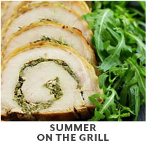 Cooking Class: Summer on the Grill.
