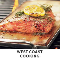 Cooking Class: West Coast Cooking.