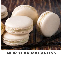 Cooking Class: New Year Macarons.