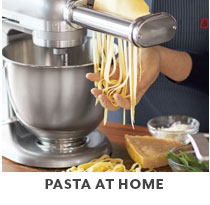 Cooking Class: Pasta at Home.