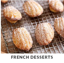 Cooking Class: French Desserts.