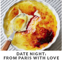 Cooking Class: Date Night: From Paris with Love.