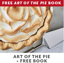 Cooking Class: Art of the Pie plus free book.