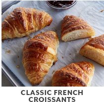 Cooking Class: French Croissants.