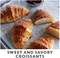 Cooking Class: Sweet & Savory Croissants.