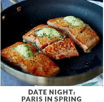 Cooking Class: Date Night: Paris in Spring.