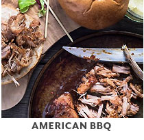 Cooking Class: American BBQ.