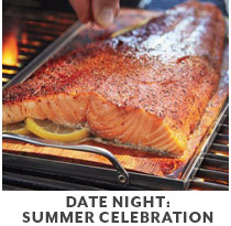 Cooking Class: Date Night Summer Celebration.