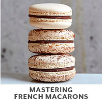 Cooking Class: Mastering French Macarons.