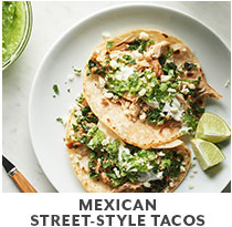 Cooking Class: Mexican Street Style Tacos.