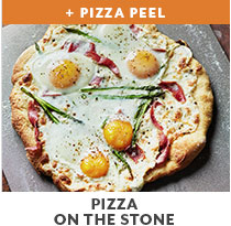 Cooking Class: Pizza on the Stone + Free Pizza Peel.