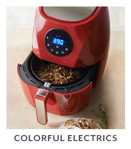 Merveilleux Colorful Electrics.