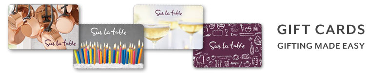 Merveilleux Gift Cards, Gifting Made Easy.