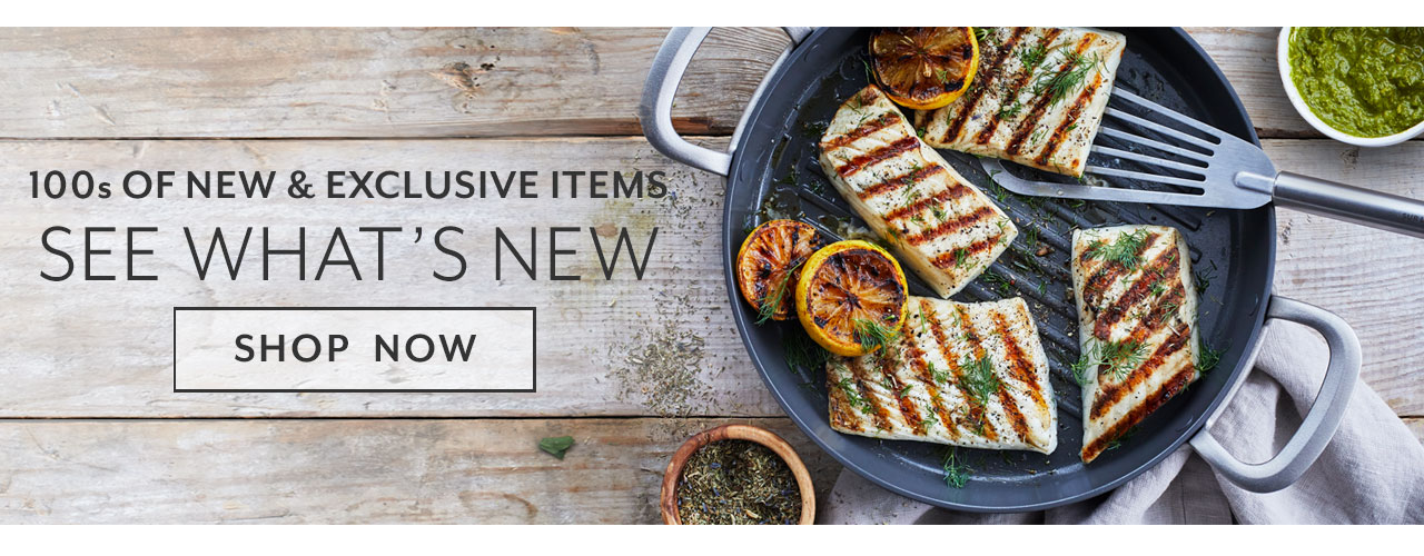 Hundreds of new and exclusive items, see what's new. Shop now.