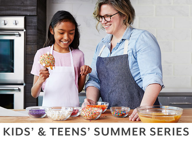 Kids' and Teens' Summer Series