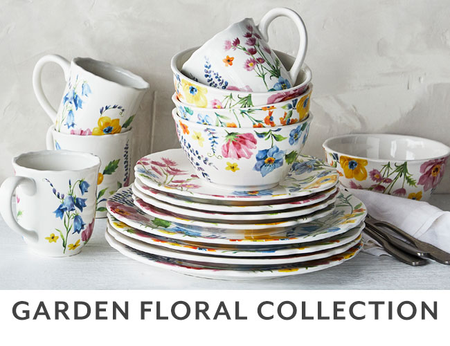 Garden Floral Collection