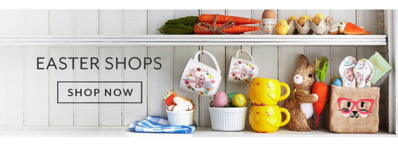 Easter Shops. Shop now.