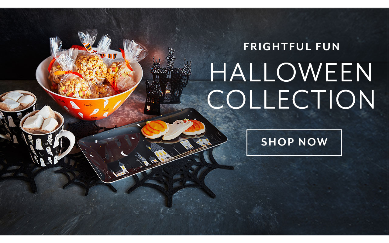 Spooky Sneak Peek. Frightful Fun Halloween Collection. Shop Now.