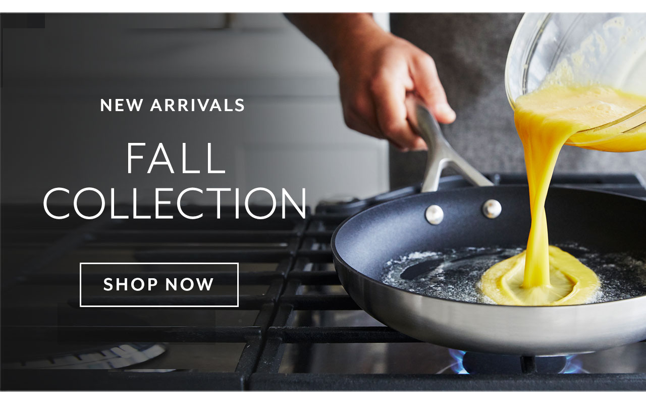 New arrivals, fall collection. Shop Now