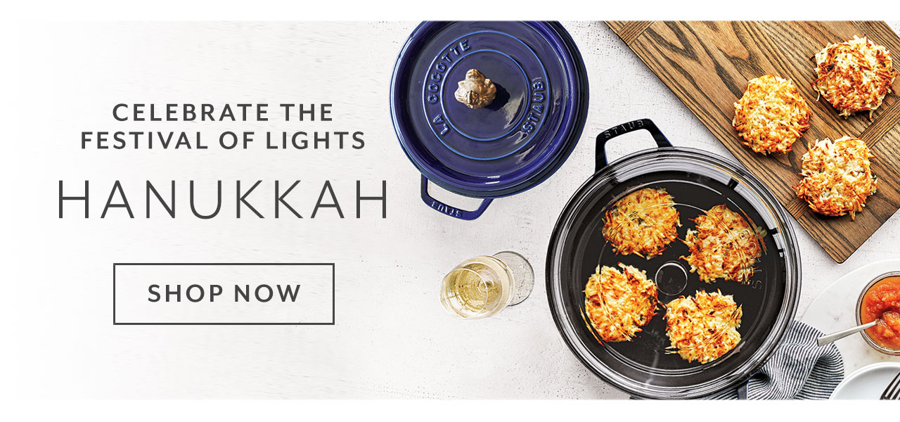 Celebrate the festival of lights Hanukkah, shop now.