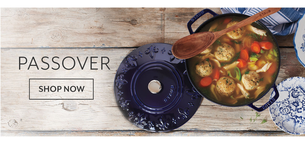 Passover. Shop now.