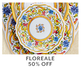 Floreale 50% off.