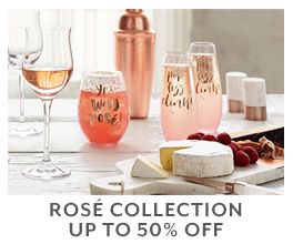Rose Collection up to 50% off.