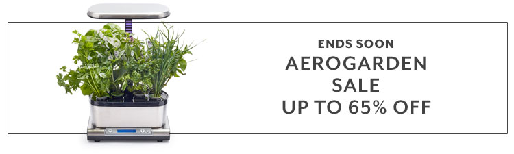 Ends Soon Areogarden Sale up to 65% Off