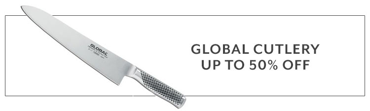 Global cutlery 20% off